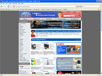 Small picture of www.cyberscholar.com home page