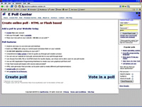 Small picture of epollcenter.com home page